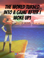 The world turned into a game after I woke up