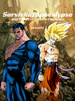 Surviving Apocalypse with Powers of Fictional Characters