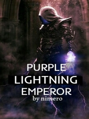 Purple Lightning Emperor