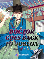Doctor goes back to Joseon