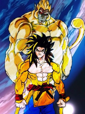 Dragon Ball: Altered Time - Fan-fic - Webnovel - Your