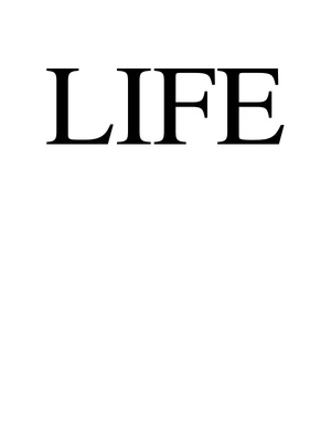 The word life 300 times across 300 chapters