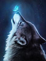 The Divine Wolf... or?