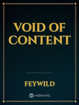 void of content