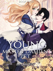 Young master Damien's pet