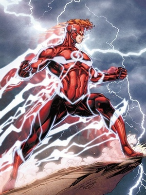 Reborn as the Flash's Twin Brother