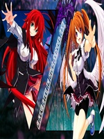 A new life in High School DXD