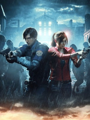 In Resident Evil, but it's slightly different...? (Temporary hiatus until the 1st)