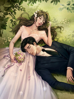 Queen Of Hearts Is The CEO's, Mysterious Love.