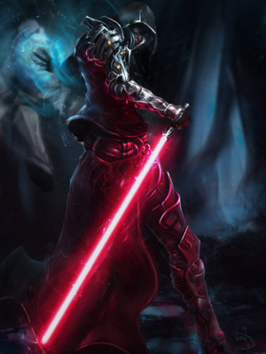 The Greatest Sith Lord