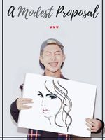 A Modest Proposal (RM/BTS Fanfiction)