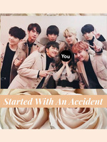 Started With An Accident|| Jungkook