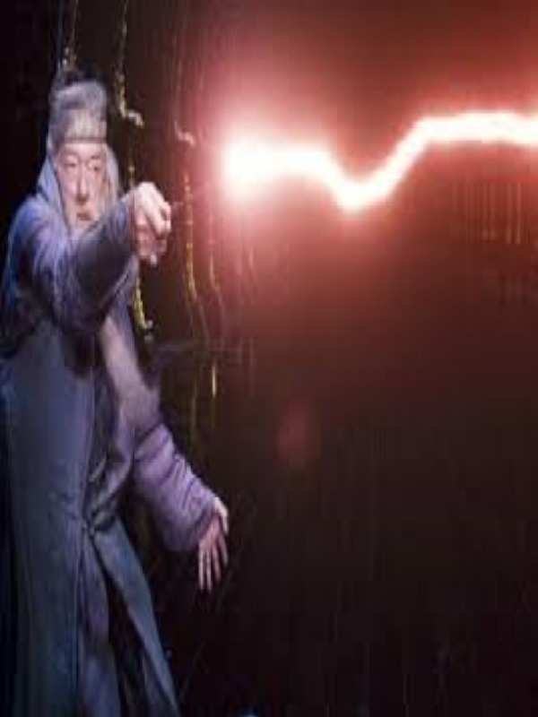 Dark Lord Dumbledore