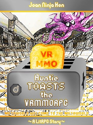 Auntie toasts the VRMMORPG