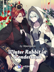Winter Rabbit in Wonderland