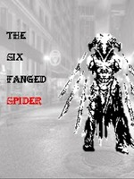 the six fanged spider