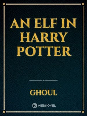 An Elf in Harry Potter
