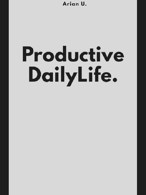 Productive DailyLife