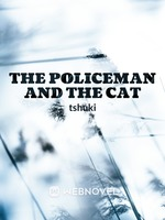 Policeman and the cat