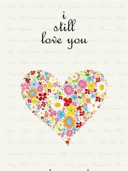 I Still love you even If you push me away...