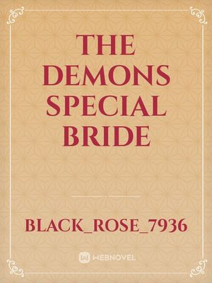 The demons special bride