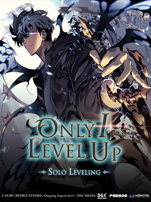 Only I level up (Solo Leveling)