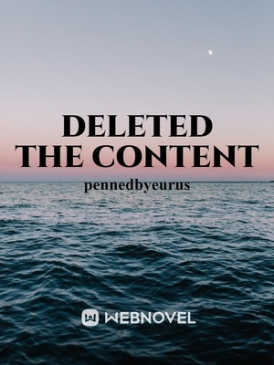 Deleted the content