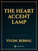 The Heart Accent Lamp