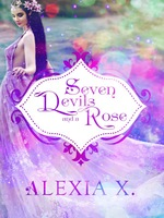 Seven Devils and a Rose (A Reverse Harem Realm-Travel Fantasy Romance)