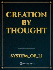 Creation by Thought