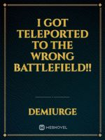 I Got Teleported To The Wrong Battlefield!!