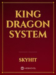 KING DRAGON SYSTEM