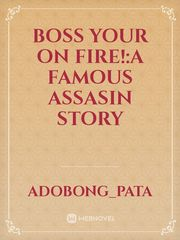 BOSS YOUR ON FIRE!:A FAMOUS ASSASIN STORY