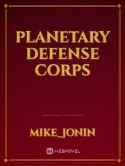 Planetary Defense Corps