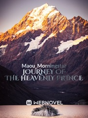 Journey Of  The Heavenly Prince