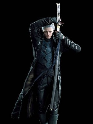 Vergil in another world (Reboot Up)