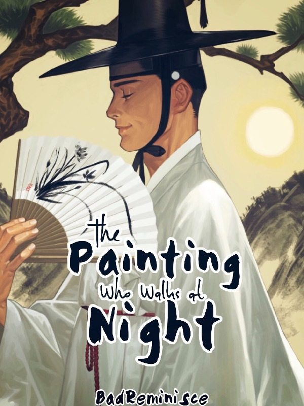 The Painting Who Walks At Night