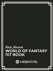 World of Fantasy 1st Book