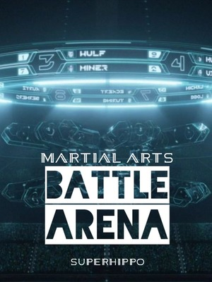 Martial Arts Battle Arena