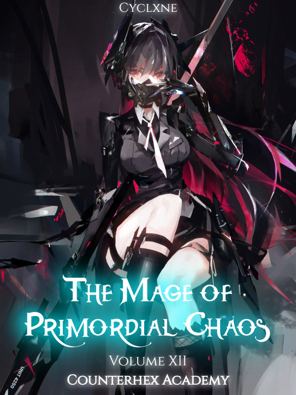 The Mage of Primordial Chaos Cover Page