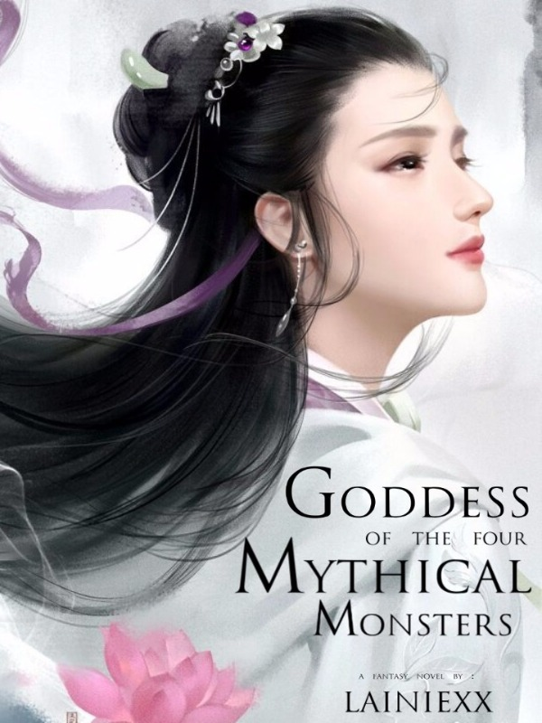Goddess Of The Four Mythical Monsters