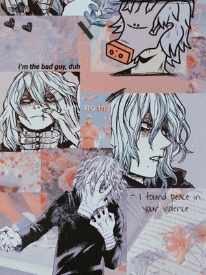 Smile, Player 2 - Shigaraki Tomura x Reader