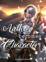 Author Becomes Character