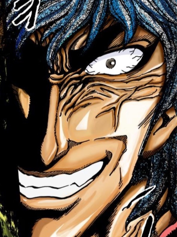 Toriko in the hidden leaf