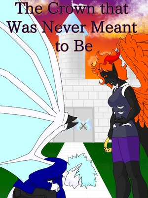 The Crown that Was Never Meant to Be (Book 3)