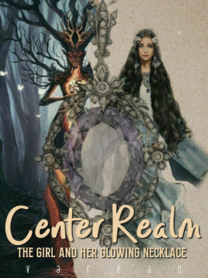 Center Realm: The Girl and Her Glowing Necklace