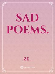 Sad Poems.
