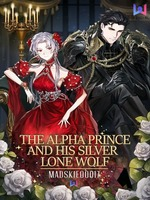 The Alpha Prince and his Silver Lone Wolf