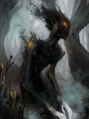 Primordial Darkness Heretic Art