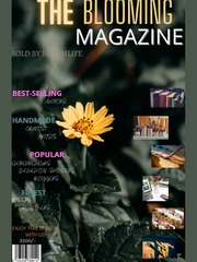 THE BLOOMING MAGAZINE